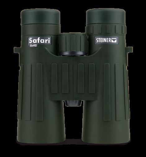 Safari 8x42 | Nature/Travel Binoculars | Steiner Optics